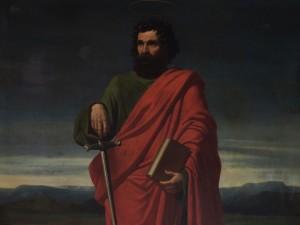 Пьер-Андре Кассель. Апостол Павел